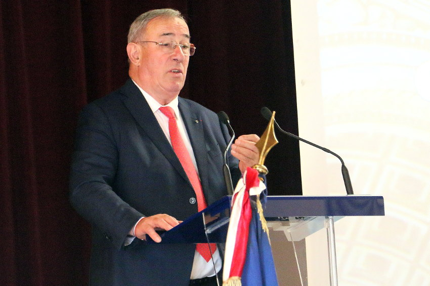 Baudouin DELFORGE (SMLH) : « Ceux qui promeuvent l'excellence française méritent la Légion d'honneur »