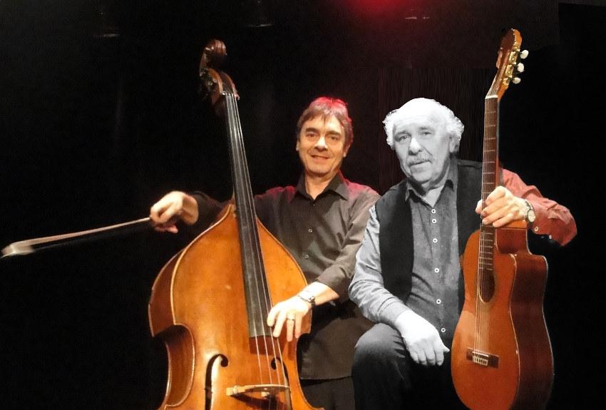 Il chante son Brassens à lui : Gérard-André en récital dédoublé à la Scène des Quais