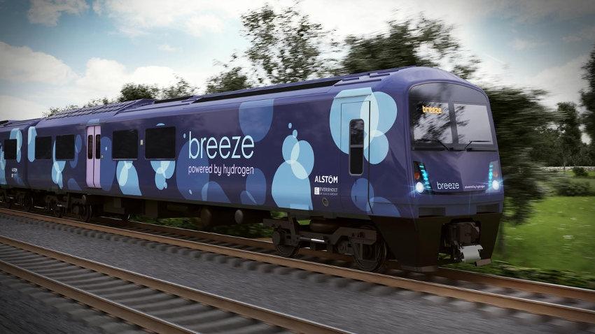 Ferroviaire : Guy FEREZ roule pour l'hydrogène qui possède un train d'avance sur l'électricité…