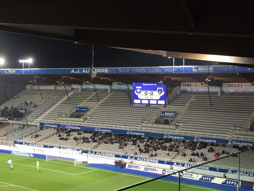 Tribune : AJ Auxerre, la crise de confiance tourne au désamour…