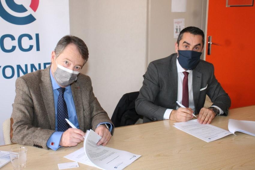 La CCI signe une convention avec la Banque Populaire : unis pour le meilleur au service des entreprises…