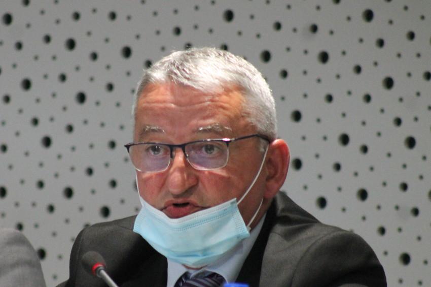 Il souhaite entrer dans le vif des sujets : Gilles ABRY, un mandat électoral pour mieux défendre la cause agricole…