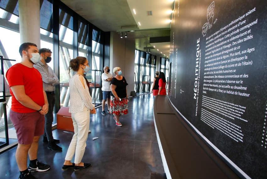 Déjà 1 300 visiteurs le temps d'un week-end : par Toutatis, le public revient en nombre au MuséoParc d'Alésia !