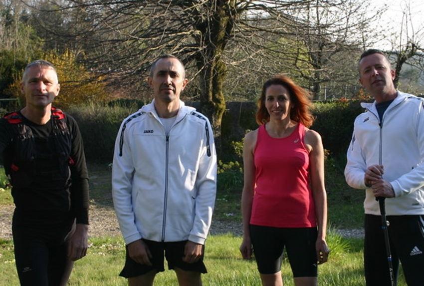 Une grande première pour une cause noble : Cécile RACKETTE s'engage sur le trail de 100 km d'OXFAM !