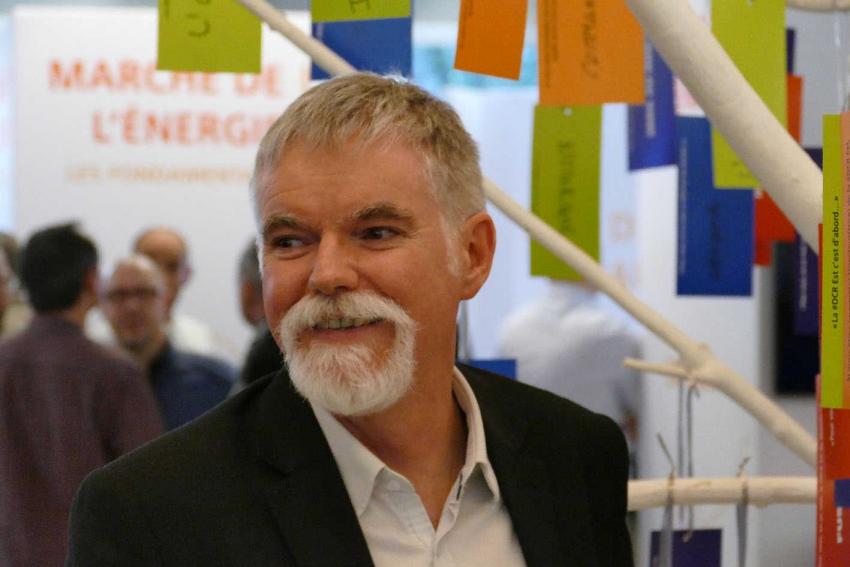 Yves CHEVILLON (EDF Bourgogne Franche-Comté) mènera la 3ème transition énergétique au plus près du terrain…