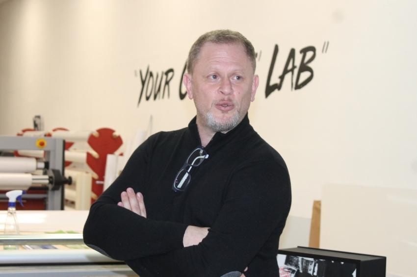 Projet d'investissement chez RE-PACKED : Christophe RYFF patiente dans les starting-blocks !