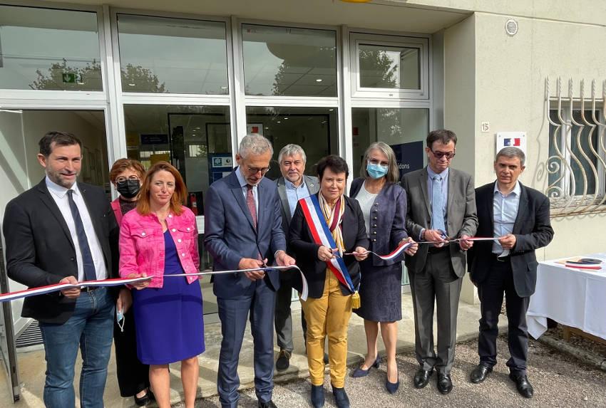 Les services publics au plus près des usagers : La Poste ambassadrice de poids pour promouvoir France Services à Noyers