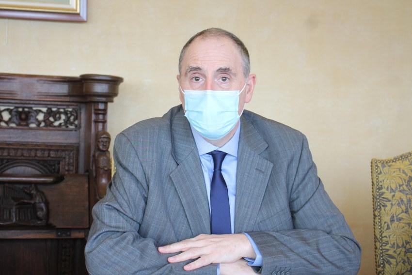 Dix-huit sur vingt pour l'Education nationale : le DASEN Vincent AUBERT maîtrise la situation sanitaire…