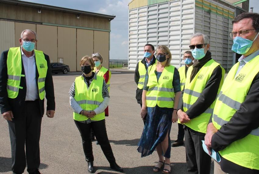 Une aide à 1,5 million d'euros : 110 BOURGOGNE va allier la qualité des blés à l'optimisation des contrats filières