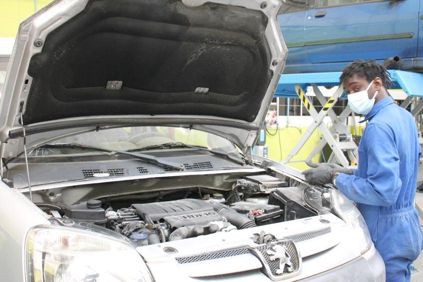 La SSAM sera déclinée au CIFA de l'Yonne : les métiers de l'automobile se dévoilent au grand jour !