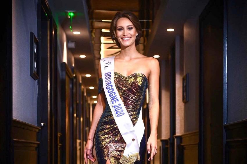 Lou-Anne LORPHELIN doit faire le plein de voix ce samedi : Miss Bourgogne 2020 vise la couronne nationale…
